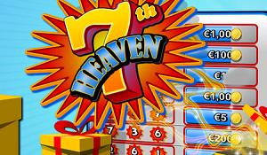 7th heaven skrapelodd