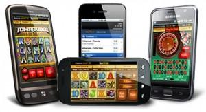 Casino på Android mobiler