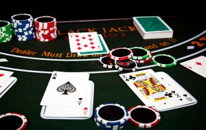 Korttelling i Blackjack