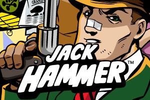 Spilleautomaten Jack Hammer – Spill gratis på nett