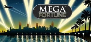 Mega Fortune spilleautomat