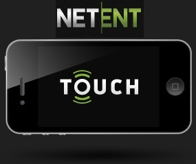 NetEnt Touch mobil