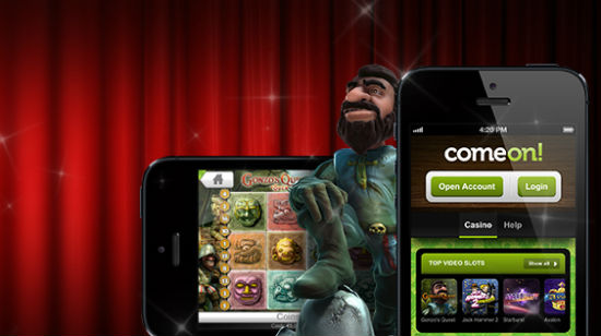 ComeOn casinospill