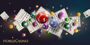 bingoballer og ark