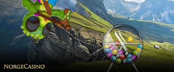 bingo kule i fjellene