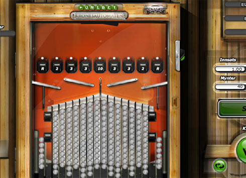 Fortune for gevinster i kasinoet