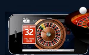 roulette på mobil