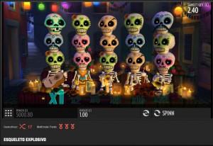 Esqueleto-Explosivo-spilleautomat