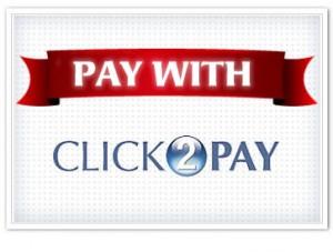 Click2Pay casinoer