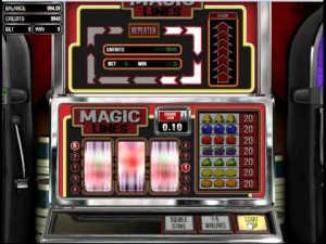 Magic Lines spilleautomat