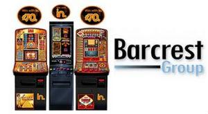 Barcrest spilleautomater