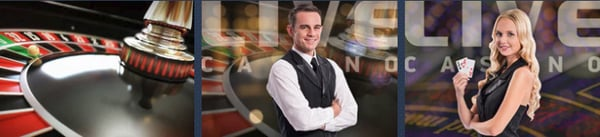 Live Casino hos Betspin