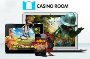 CasinoRoom pa mobilen