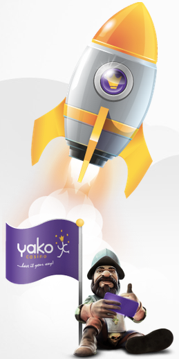 Yako Casino spillutvalg