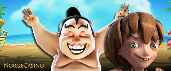 gutt og sumobryter