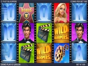 bloopers-slot-screen
