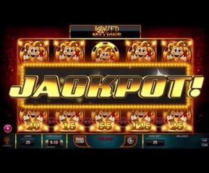 joker millions norgesautomaten