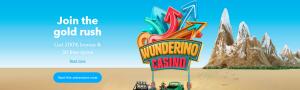 wunderino, nytt casino 2016. norgecasino.com