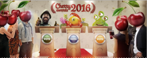 Cherry Awards 2016, Norges Casino
