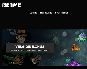 betive casino no deposit bonus codes
