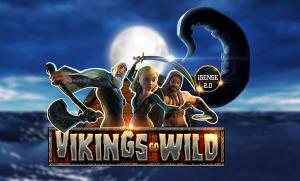 vikings go wild, norgecasino.com