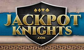 jackpot knights, logo