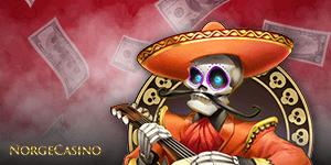 Carat Casino - 8000 kr i bonus + 20 free spins