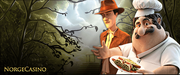 kokk og utforsker