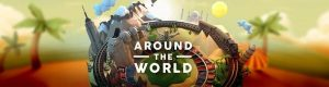 around the world unibet kampanje