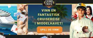 casino cruise, middelhavet