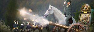 mr green, hest, kanon
