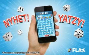 Spill yatzy på mobilen