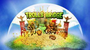 troll og figurer fra spillet trolls bridge