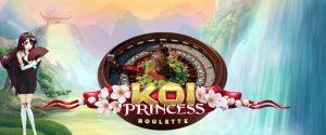 foss, figur og logo fra koi princess