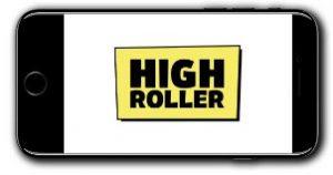 Highroller Casino på mobil