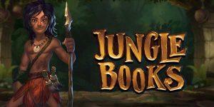 mowgli fra jungelboken ved jungle books logo