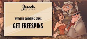 joreels freespins, karikaturer i en bar