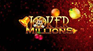 joker millions spilleautomat logo