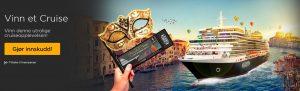 cruiseskip i venezia, karnevalmaske