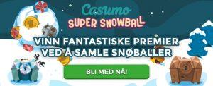 casumo snowball kampanje