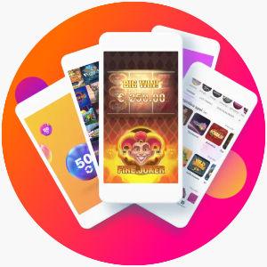 Dreamz Casino på mobilen