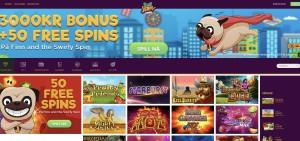 SlotJerry Casino nettside