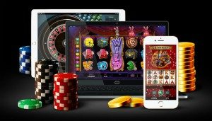 Pengespill på nett