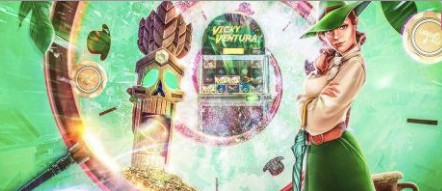 Free spins - Vicky Ventura