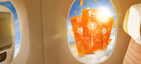 LeoVegas reisegavekort