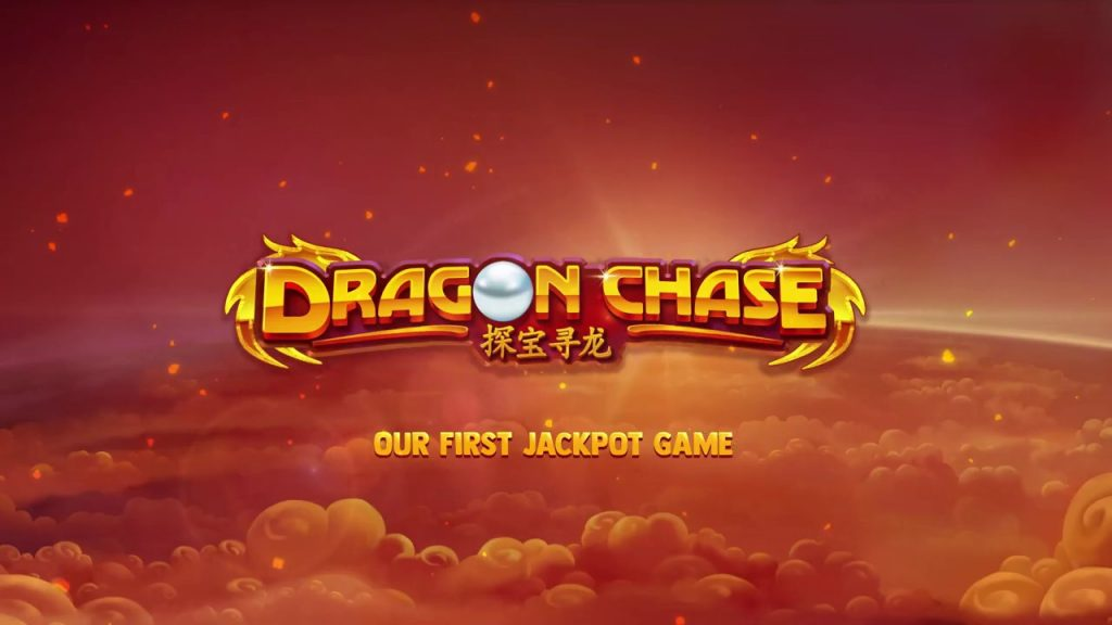 Dragon Chase Jackpot spilleautomat
