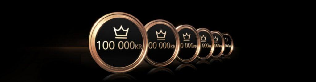 stor turnering hos storspiller casino