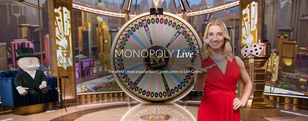 monopoly live live casino