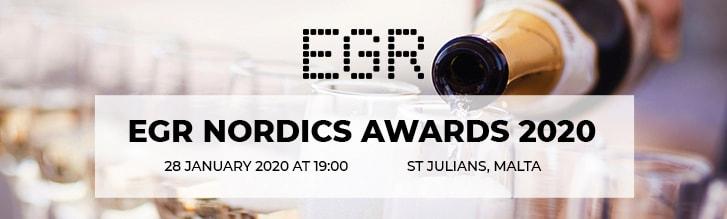 egr nordic awards 2020 norge casino