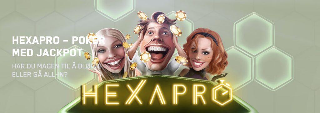 maria casino hexapro